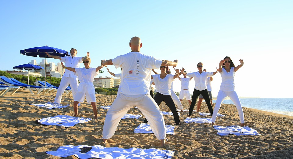 Les bienfait du Yoga.